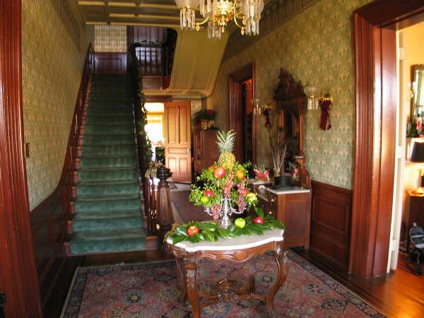 Victorian Home Foyer : Images about victorian hallway on pinterest