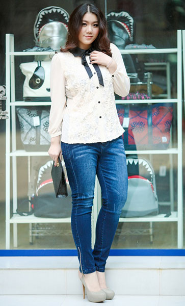 shirt plus size fashions