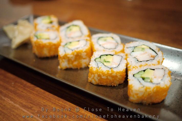 Long Time No See เมื่อนัดทานข้าวกับเพื่อนสมัยเรียน @ Sui Kin Japanese Restaurant กรุงเทพ เพลินจิต อาหารญี่ปุ่น ซูชิ ไอศครีม
