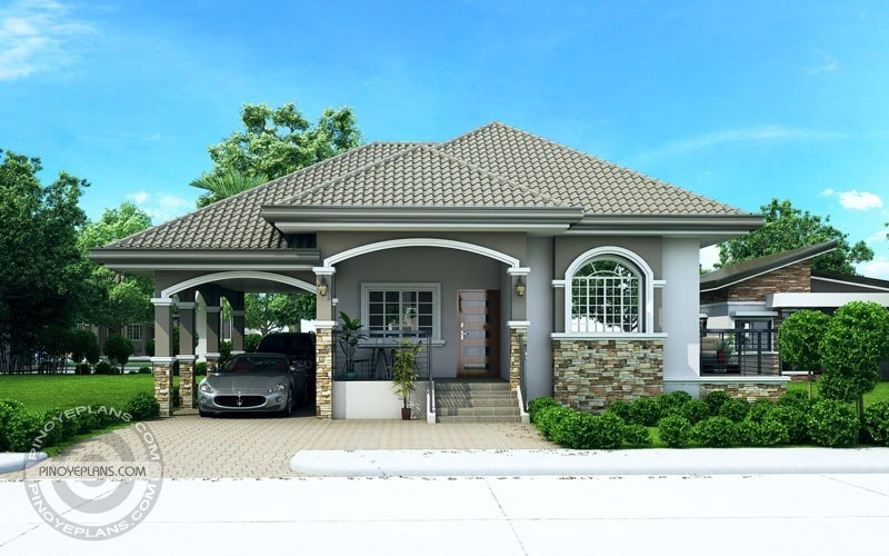 1504702502 - 38+ Small Luxury Modern Bungalow House House Design 2020 Pics
