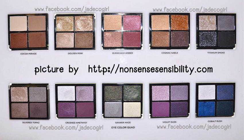 Bloggang Com Jadecogirl Tom Ford Eye Color Quad