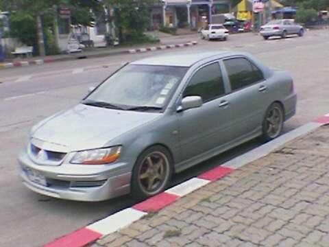 Mitsu Cedia Thai 97