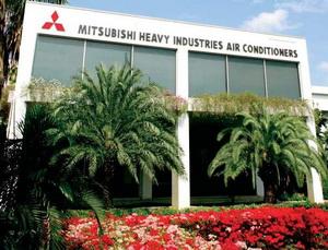 MITSUBISHI Electric&MITSUBISHI Heavy Duty