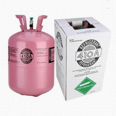 เกี่ยวกับแอร์ที่ใช้สารทำความเย็น R 410A ในการทำความเย็น