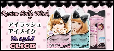 Review: Dolly Wink No. 2, 5, 6 และ 8