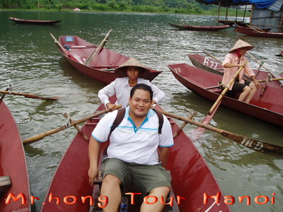 Mr.hong in Hanoi