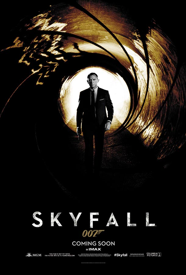 The Official James Bond 007 Website  Skyfall