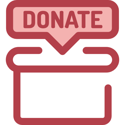 Donation, Box, Button, Design, Twitch,Money,Fund,Help,Support, Streamlabs,ปุ่ม,รับ,บริจาค,เงิน,