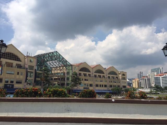 Clarke Quayที่พักโรงแรม