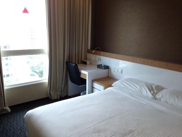 รีวิวโรงแรมThe Seacare Hotel Clarke Quay