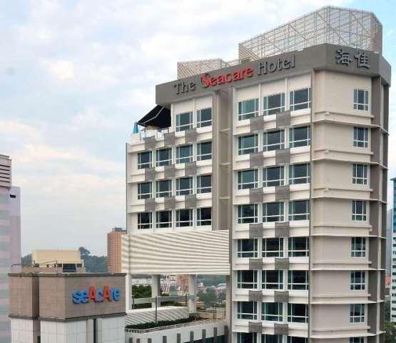 รีวิวที่พักThe Seacare Hotelสิงคโปร์