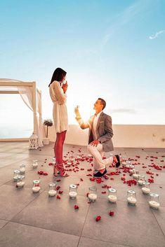 เก็บภาพความทรงจำตอนขอแต่งงาน