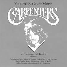 แปลเพลง Yesterday Once More � Carpenters