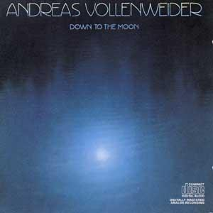 Down The Moon....Andreas Vollenweider