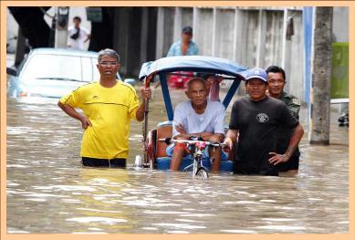 พี่น้องคนไทยช่วยเหลือกันยามภัยมี