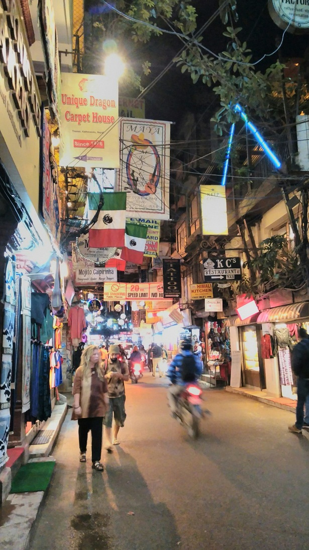 Thamel Night